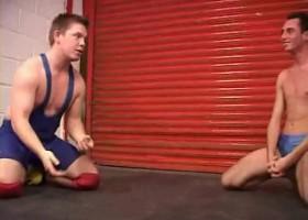 Bareback Wrestling Moves